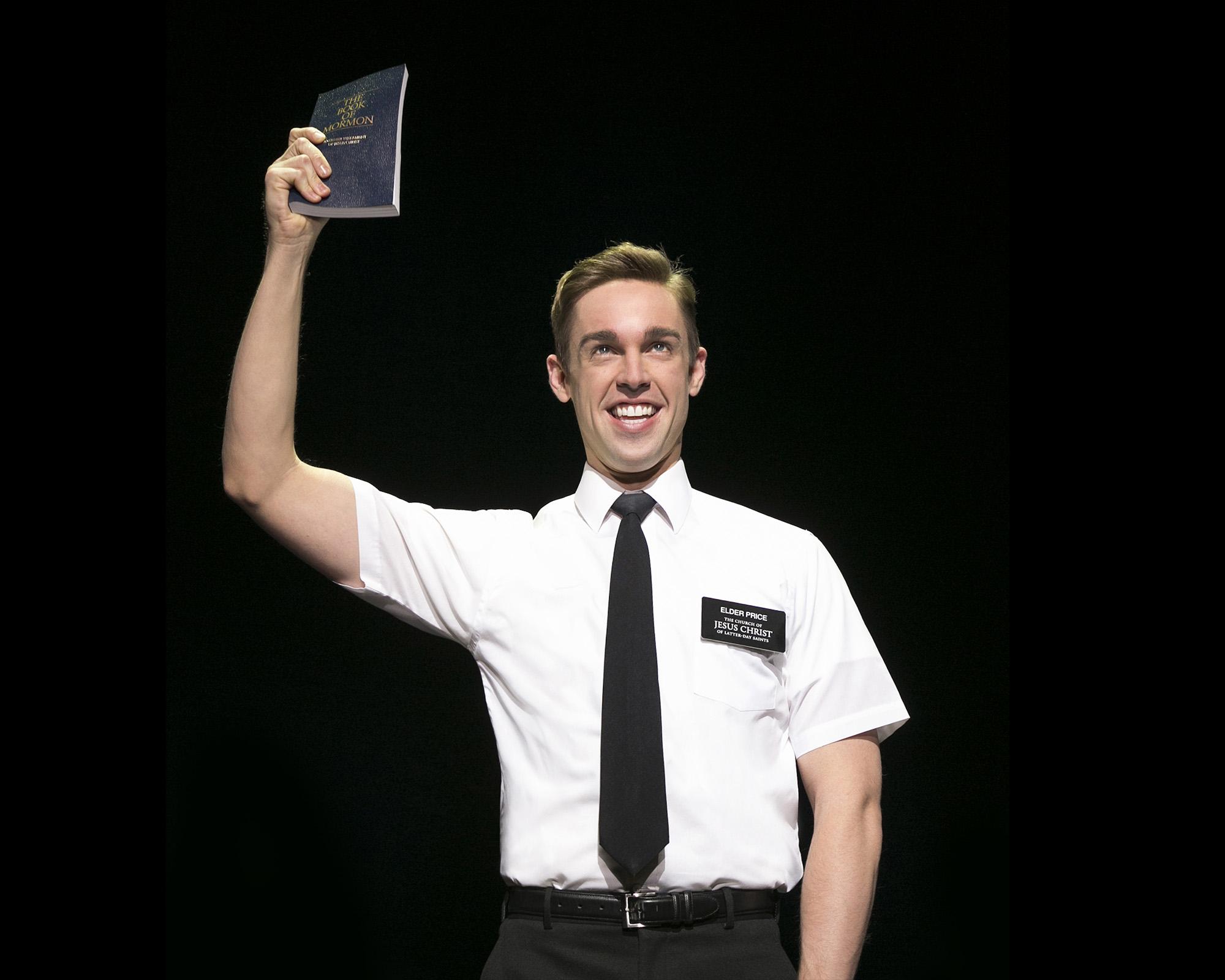 The Book of Mormon Chicago