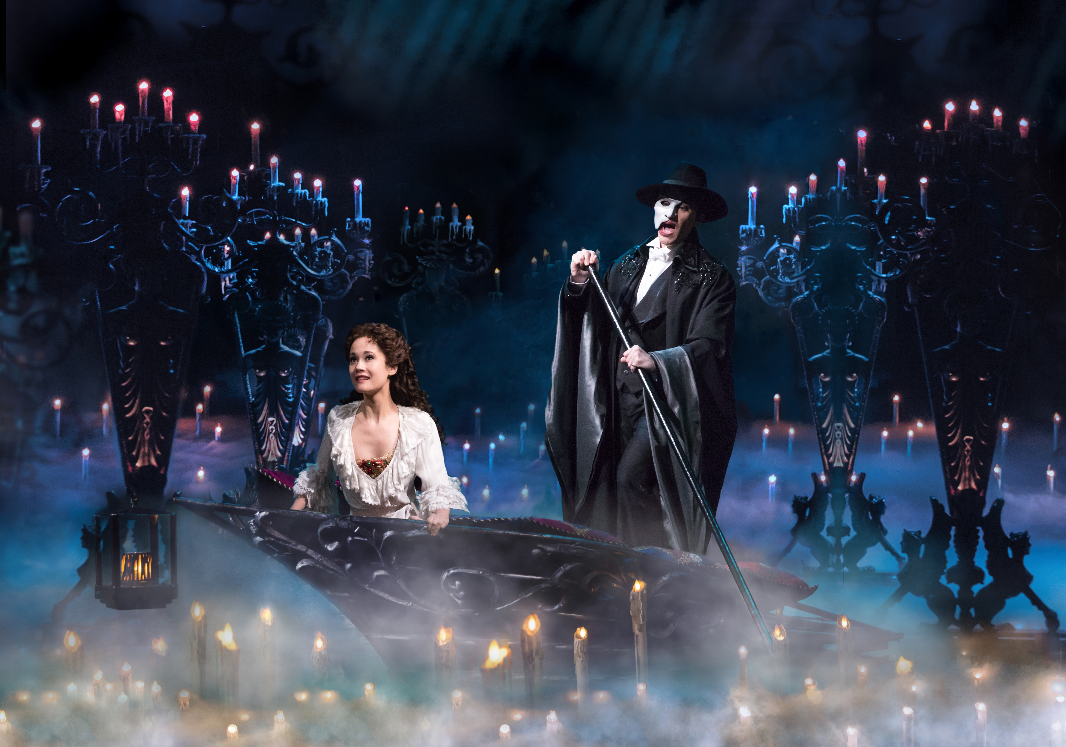 3-Ali Ewoldt as Christine and Ben Crawford as The Phantom by Matthew Murphy